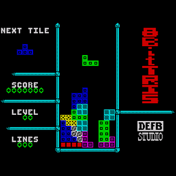 jugar tetris spectrum
